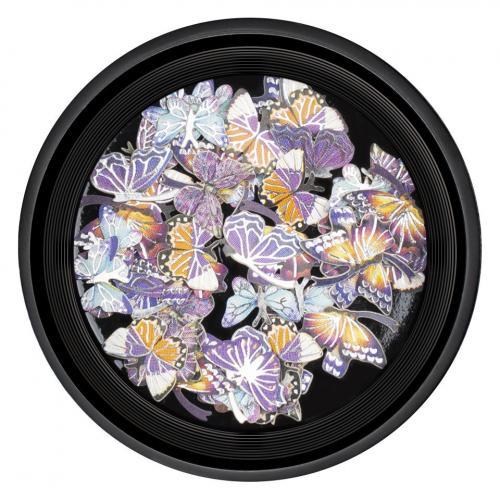 Decoratiuni Unghii Nail Art LUXORISE - Butterfly Rain - Produse Nail Art - Ornamente Unghii