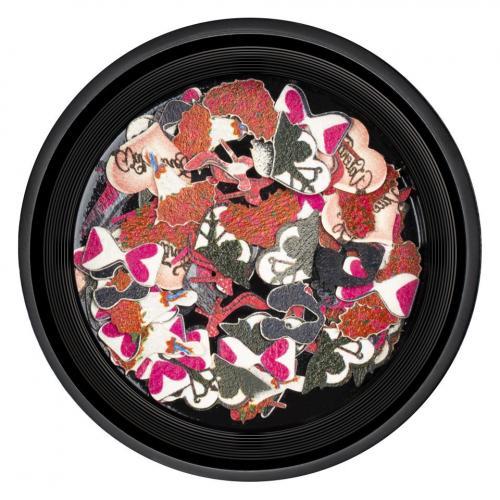 Decoratiuni Unghii Nail Art LUXORISE - Love Song - Produse Nail Art - Ornamente Unghii