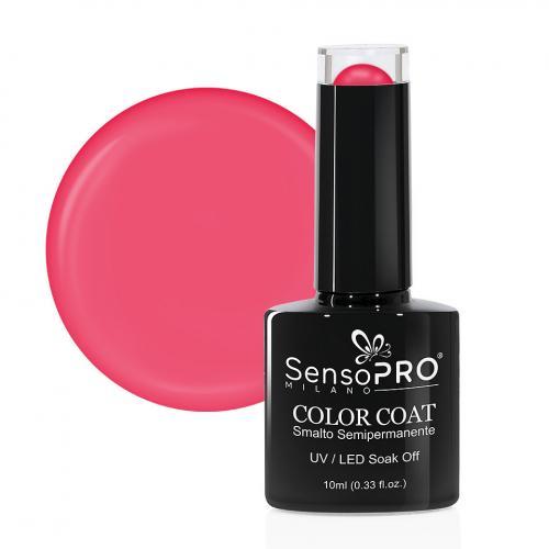 Oja Semipermanenta SensoPRO Milano 10ml - 062 Pink Shine - Oja Semipermanenta -  Oja SensoPRO 10ml