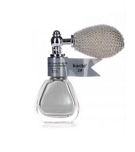 Pudra iluminatoare Spray Karite Tempting - Nuanta #2 - Iluminator Lichid -