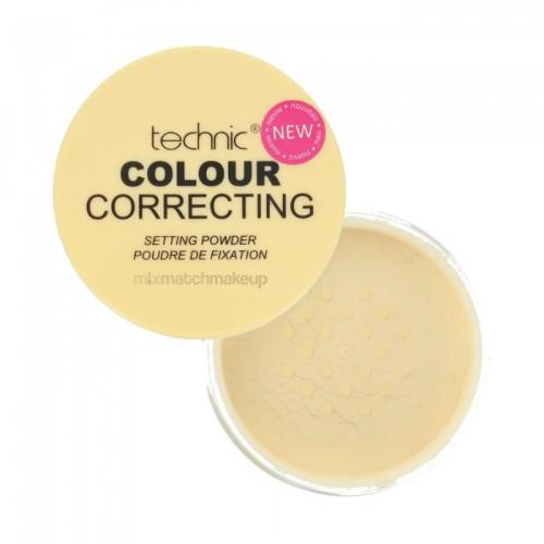 Pudra Translucida Neutralizatoare Technic Colour Correcting - 20 gr - Produse de Machiaj - Machiaj Ten