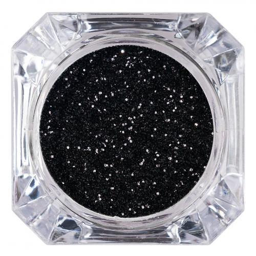 Sclipici Glitter Unghii Pulbere LUXORISE - Black Unicorn #04 - Produse Nail Art - Sclipici Glitter Unghii