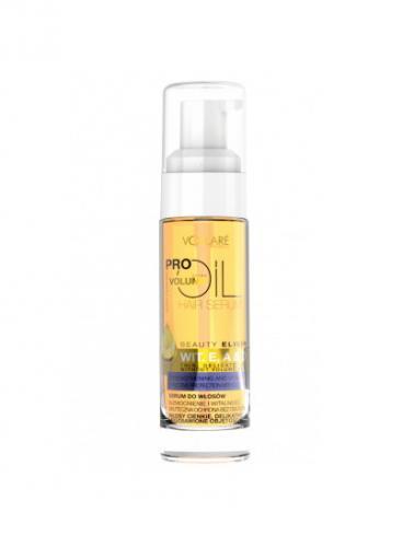 Ulei de par Vollare Pro Extra Volume - Vitamina E - A si D - 30 ml - Produse Pentru Par -